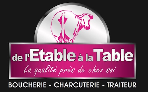 De l'étable à la table